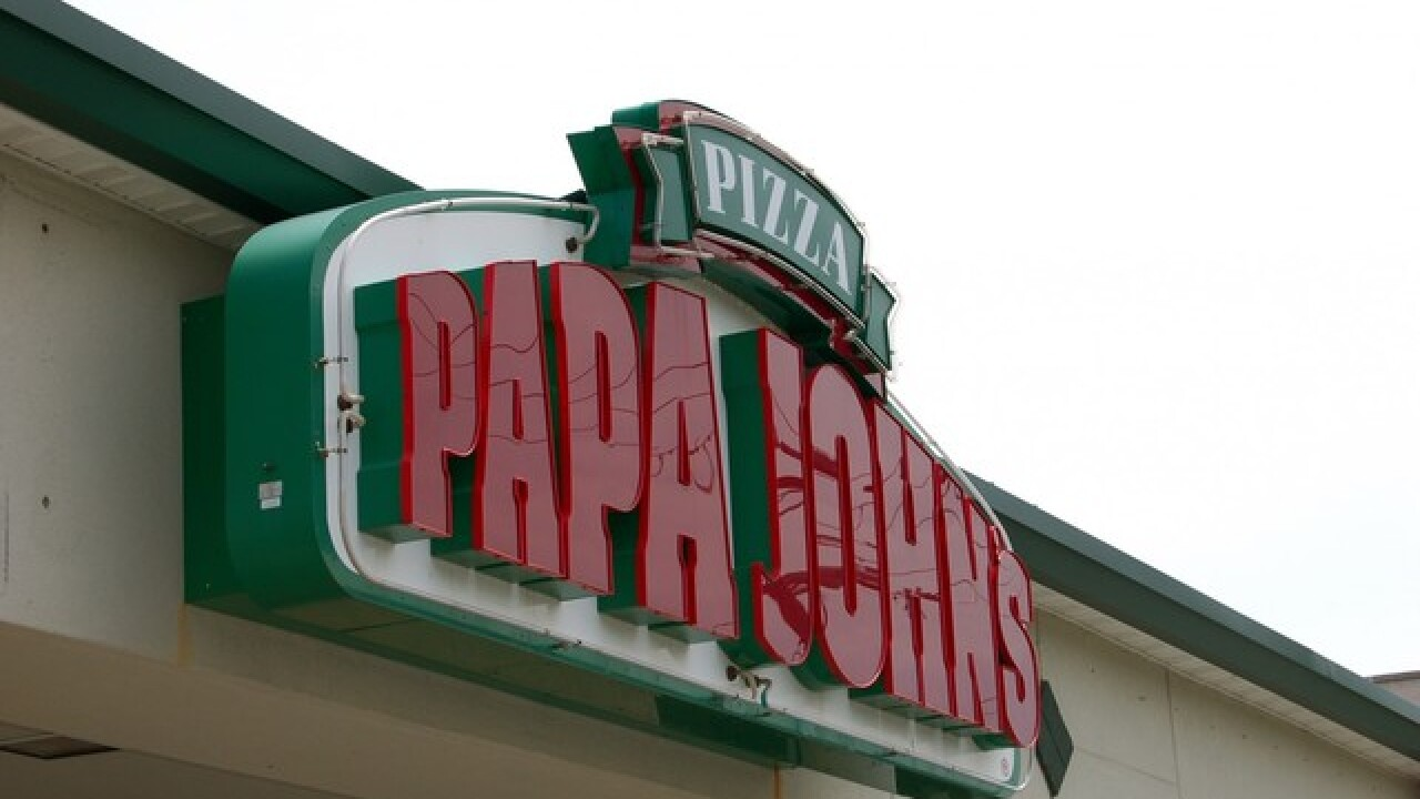 This deal gets you 2 free pizzas at Papa John's