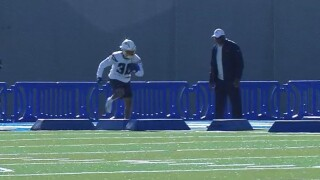 Chargers Ekeler back to Colorado roots