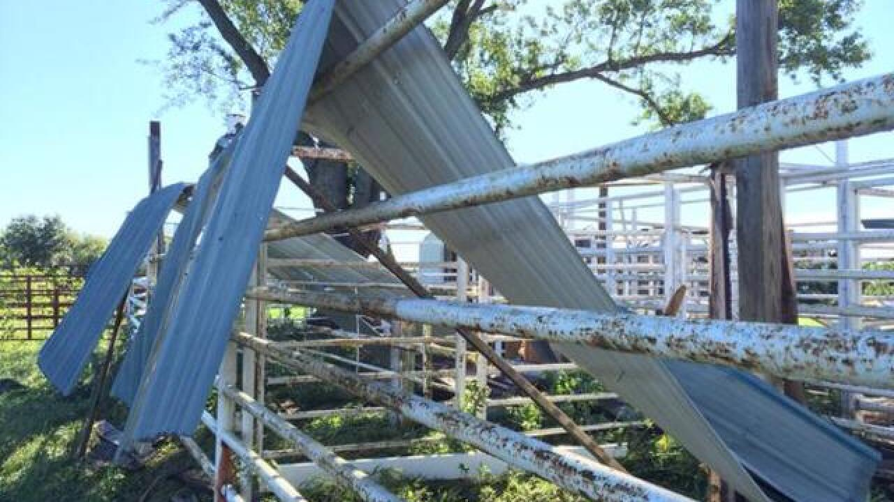 UPDATE: NWS confirms at least 2 EF-1 tornadoes