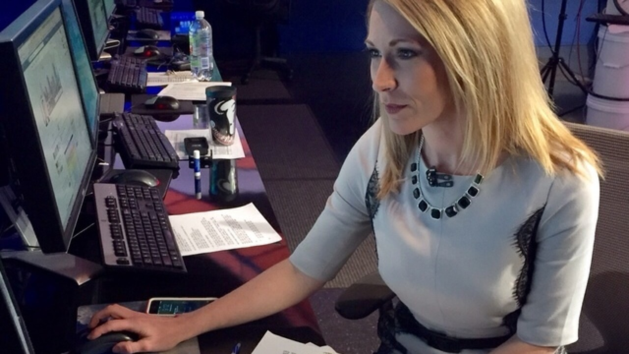 Jennifer Ketchmark voted Cincinnati's Favorite Weathercaster