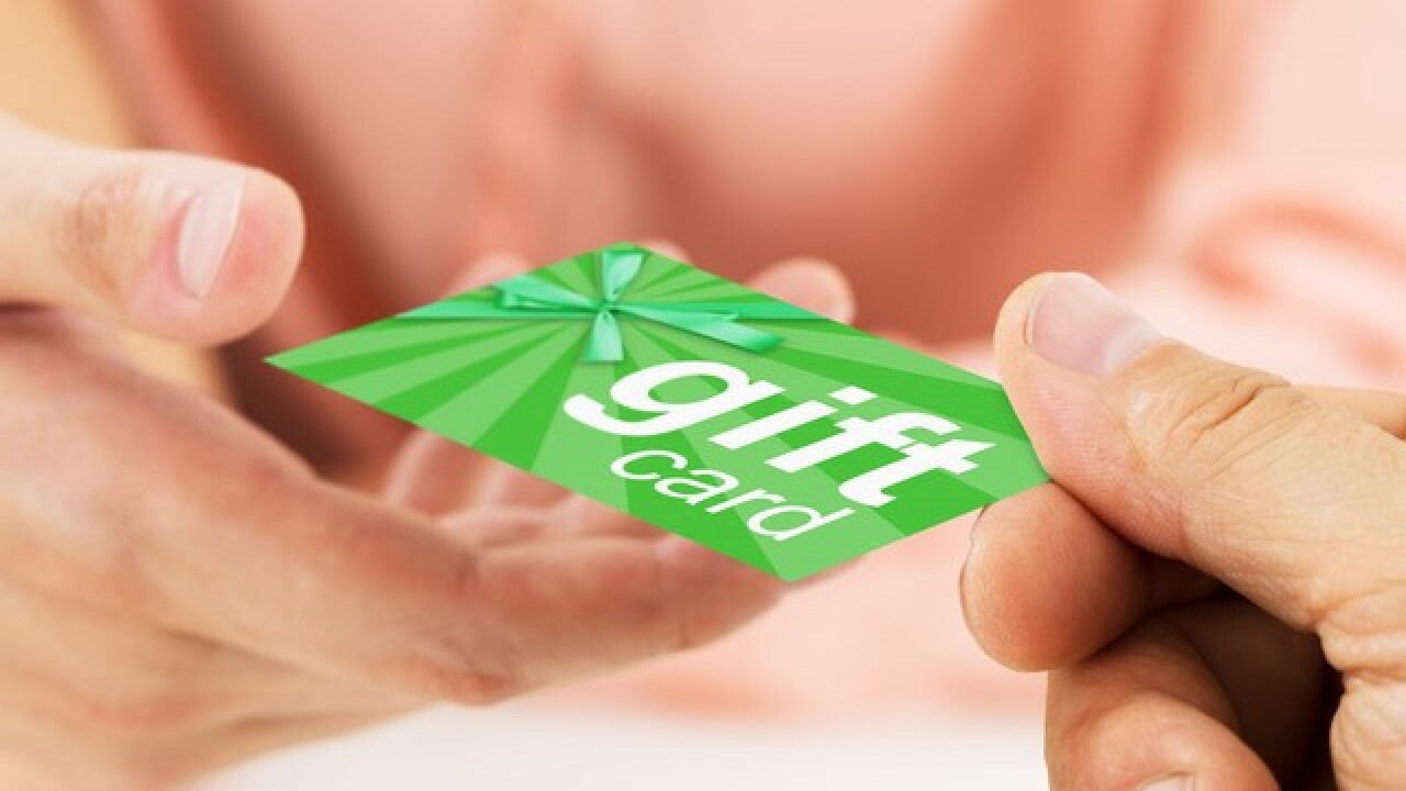 How to trade in unwanted gift cards for cash