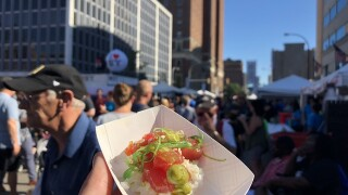 Photo Gallery of The Taste of Buffalo