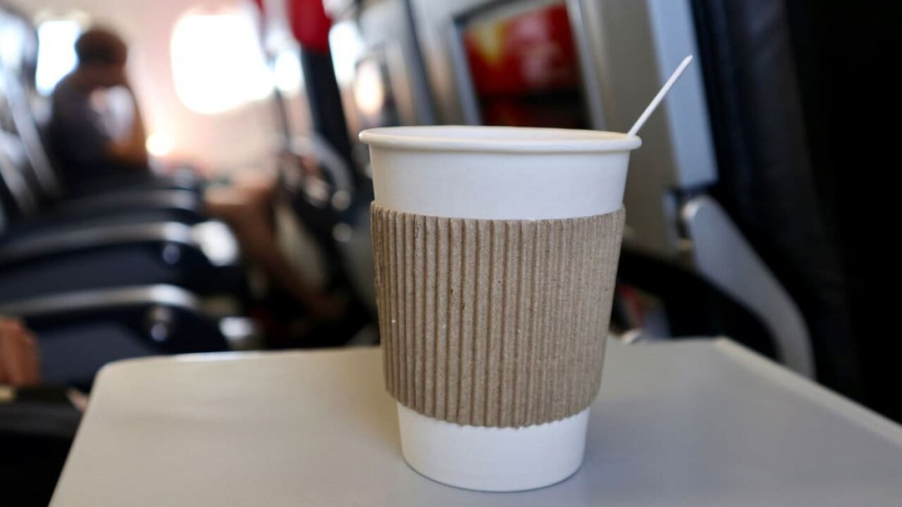 A university studied the water quality on planes. You may want to skip the coffee on these two airlines