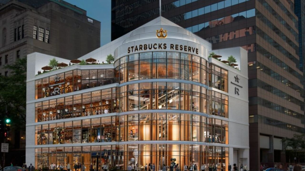 World's largest Starbucks opening in Chicago this November
