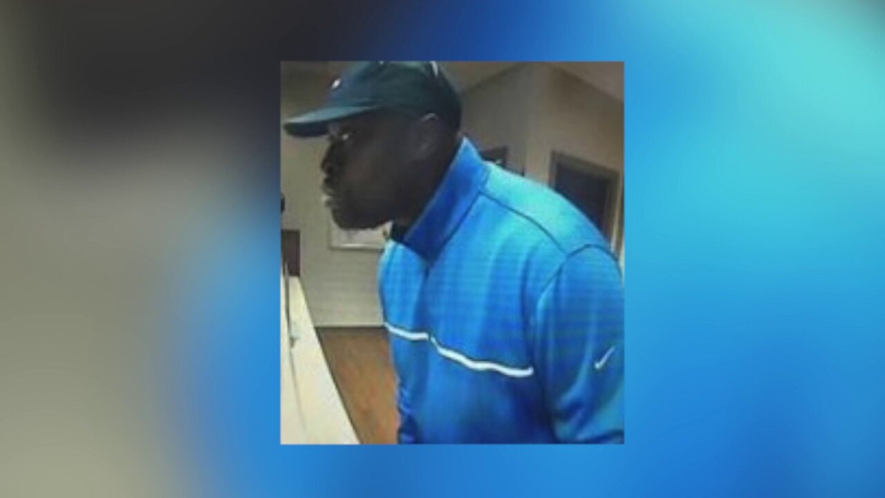 Police seeking to identify man who robbed Petersburg Wells Fargo