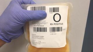 Plasma donation