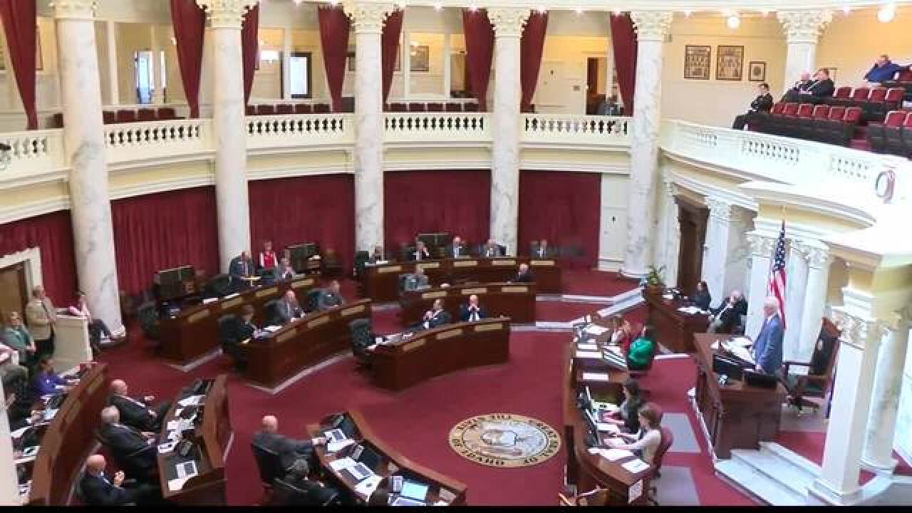 Idaho Senate advances stand-your-ground legislation