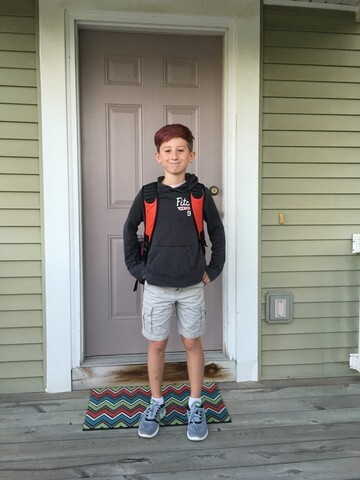 Yes! Pics: Back to School