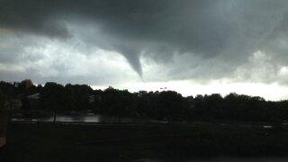 Severe weather hits Wisconsin last weekend