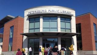 Petersburg Library