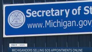 Bill aims to stop people from selling SOS appointments online
