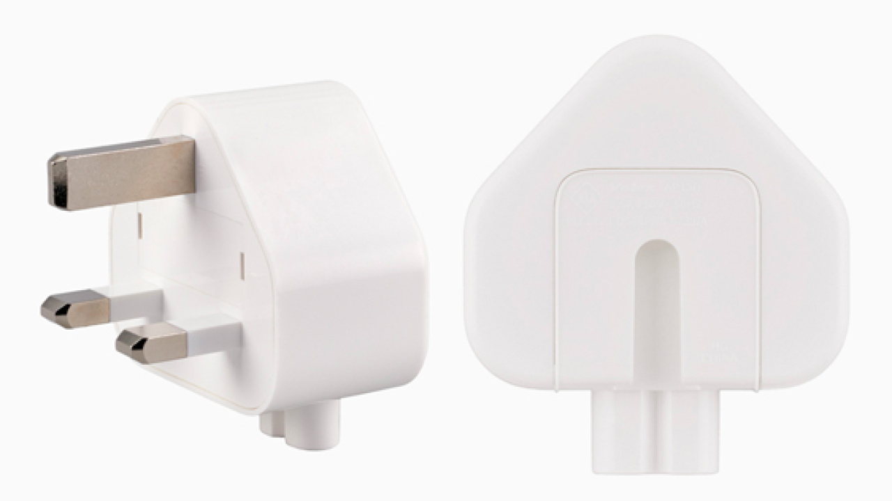 Apple recalls plug adapters over safety fears
