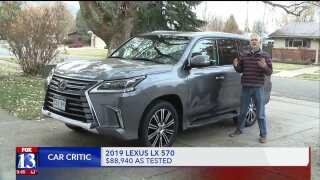 Car Critic: Two Lexus models with hefty price tags