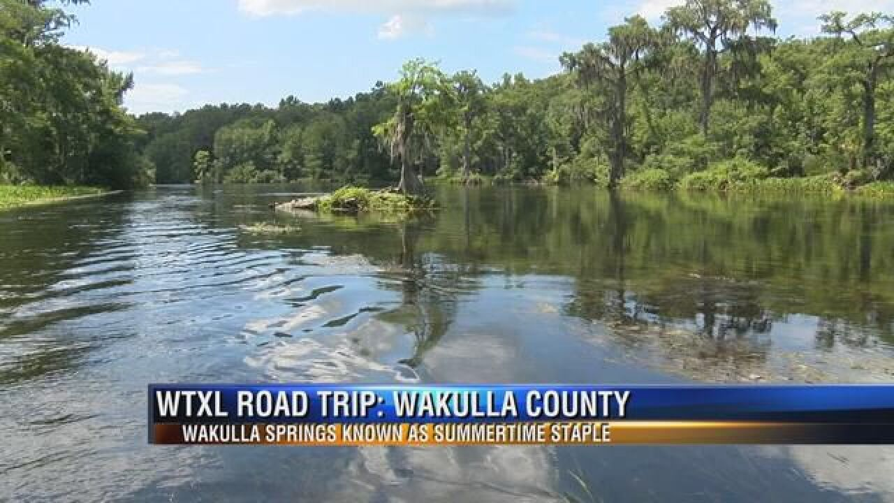 Wakulla Springs Has History and Nature Abound