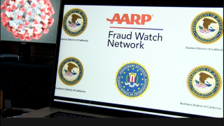 AARP Fraud Network