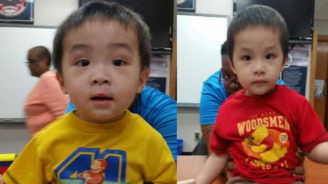 MPD looking for guardians of two lost children