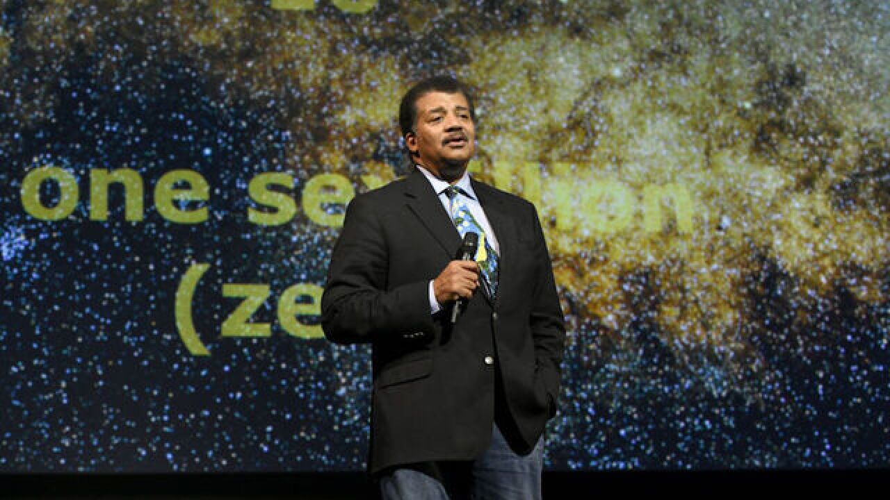 Neil deGrasse Tyson denies sexual misconduct claims