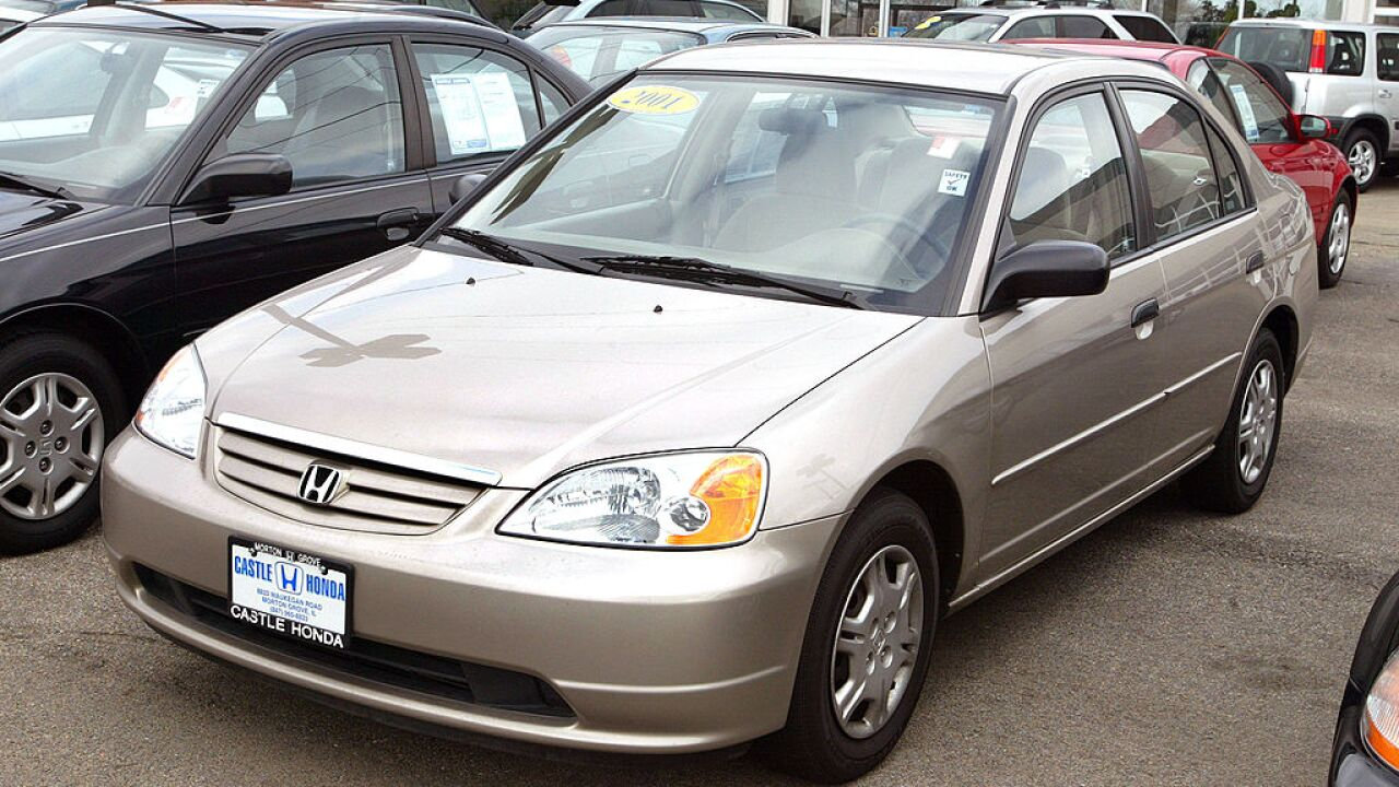 Honda expected to recall an estimated one million older model cars
