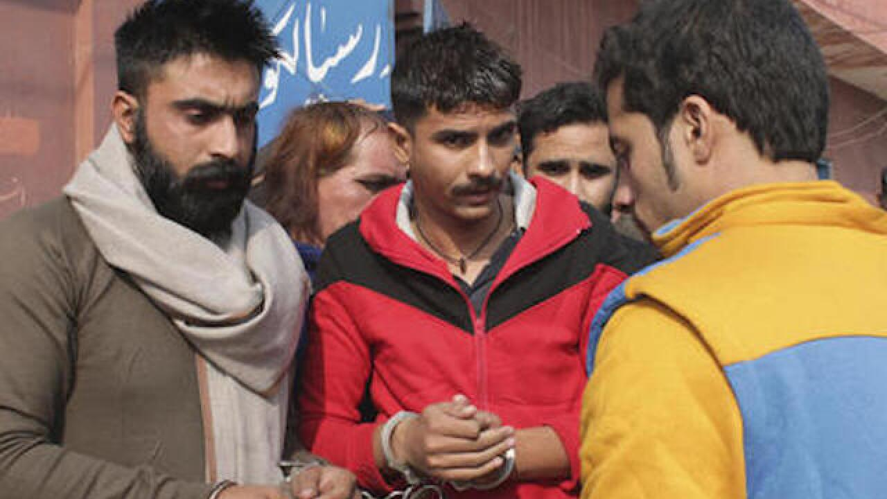 Pakistan arrests 10 for flogging transgender woman