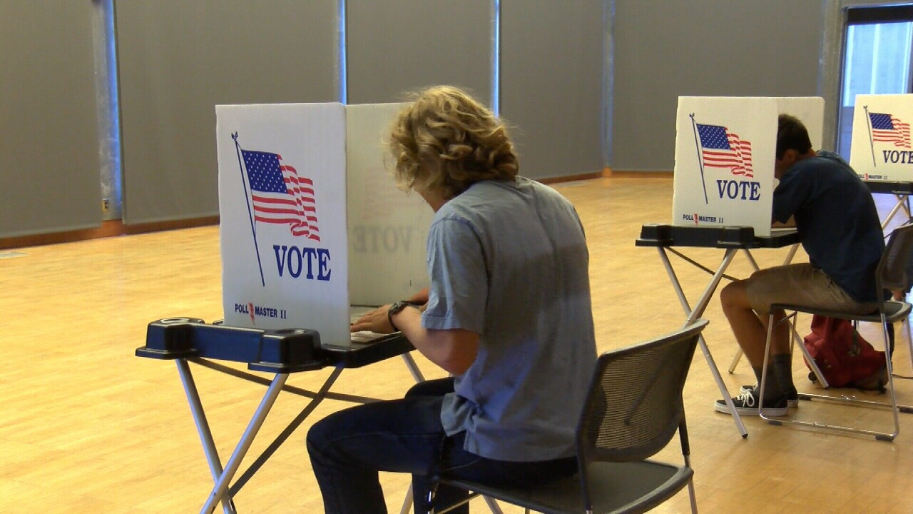 Cal Poly students turn out to vote