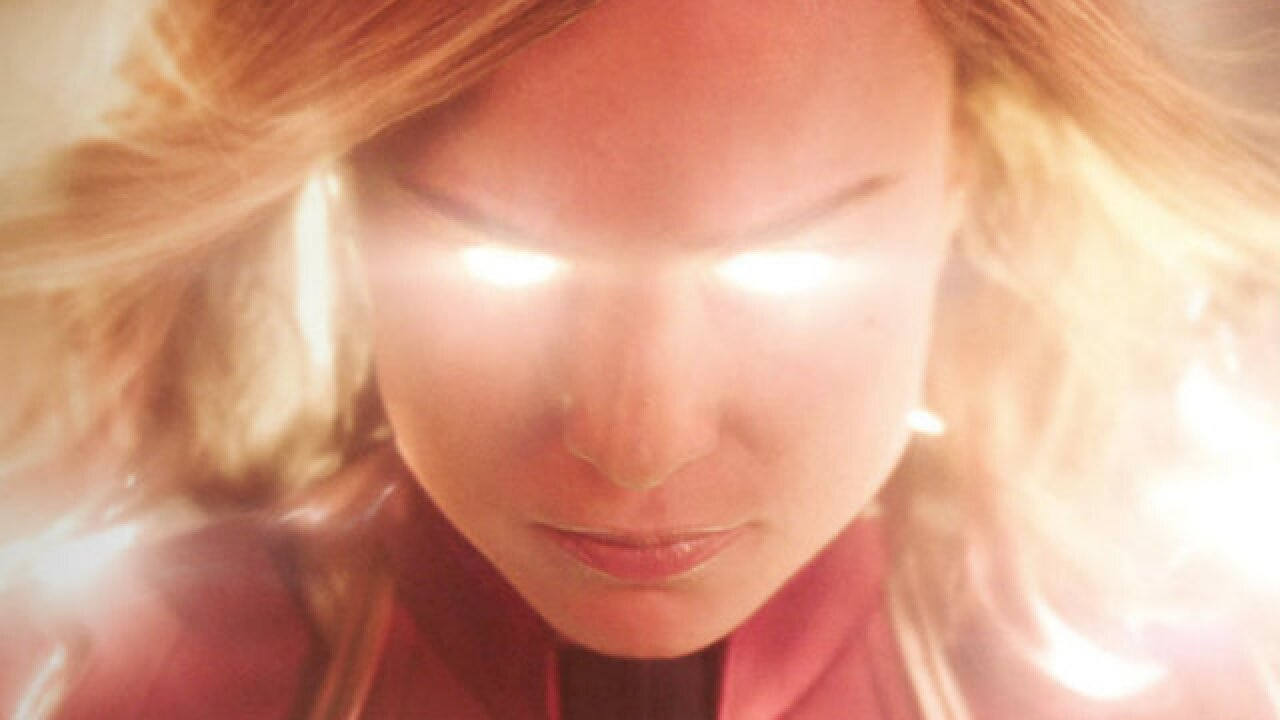 First trailer for 'Captain Marvel' arrives