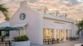This New Pink Starbucks Looks Like A Gorgeous Spot To Enjoy A Latte