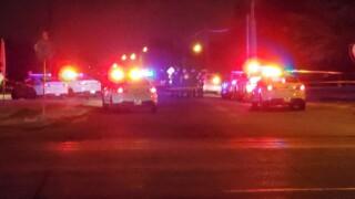Tulsa police investigating scene after two officers shot