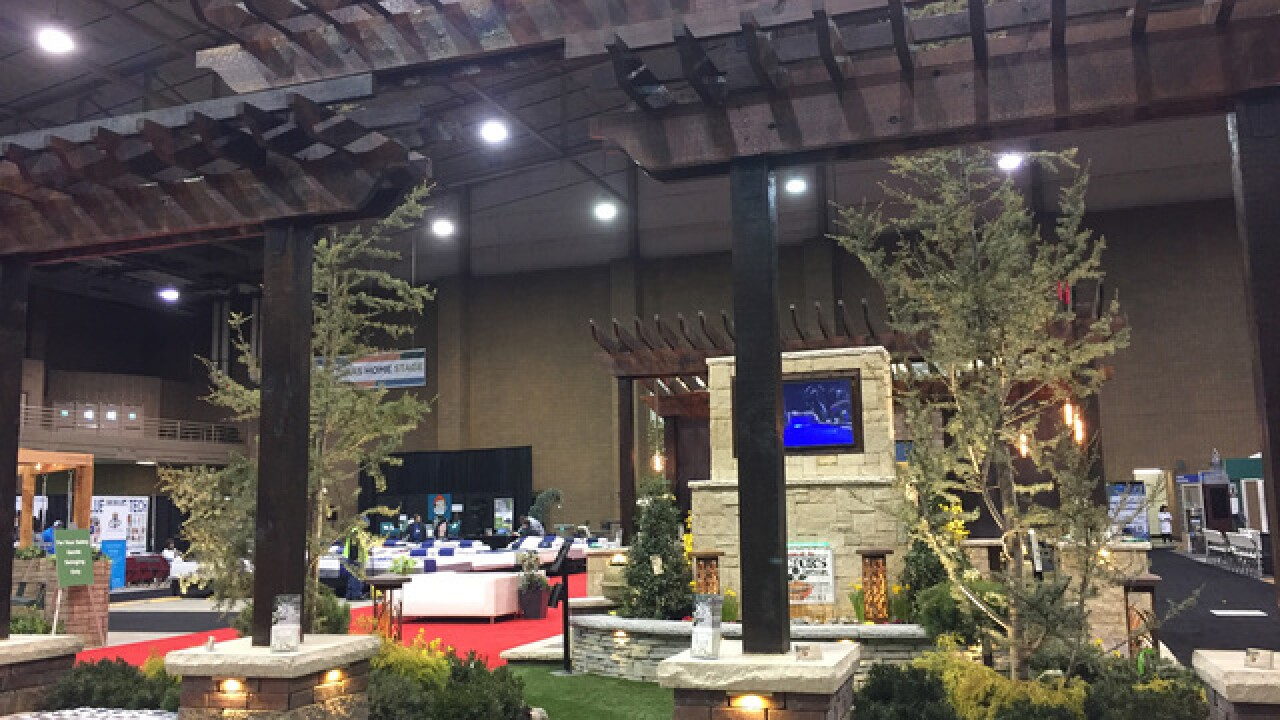 DIY and design reign at KC Remodel + Garden Show