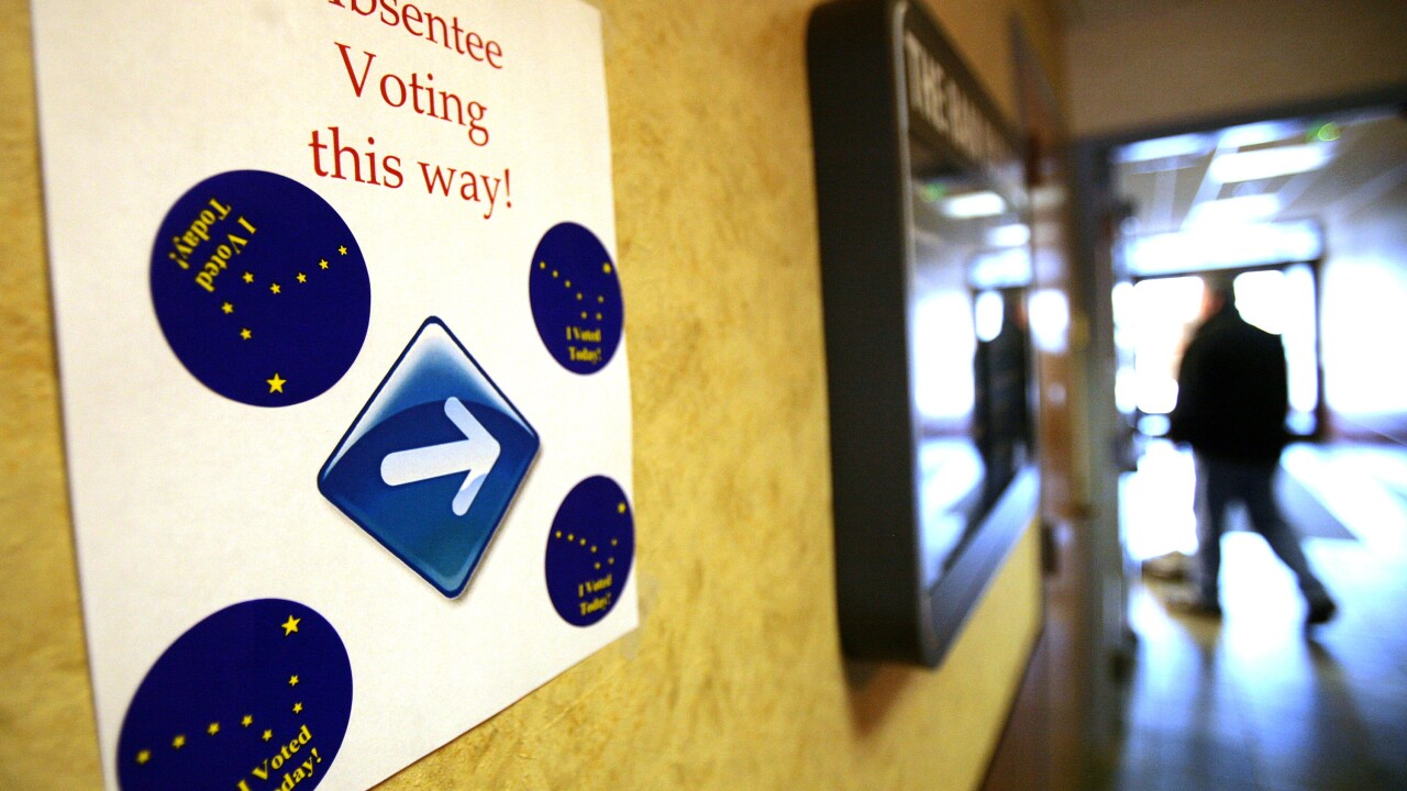 Bill that allows no-excuse absentee voting passes in Virginia Senate