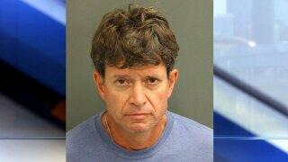 Florida man arrested on molestation charge at Disney park