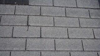 WPTV roof shingles