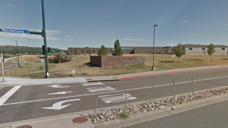 Castle View High School in Castle Rock