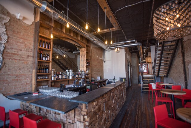 Revel is a boutique winery that feels like home