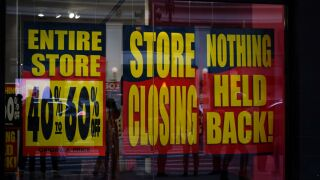 More than 9,300 stores closed in 2019
