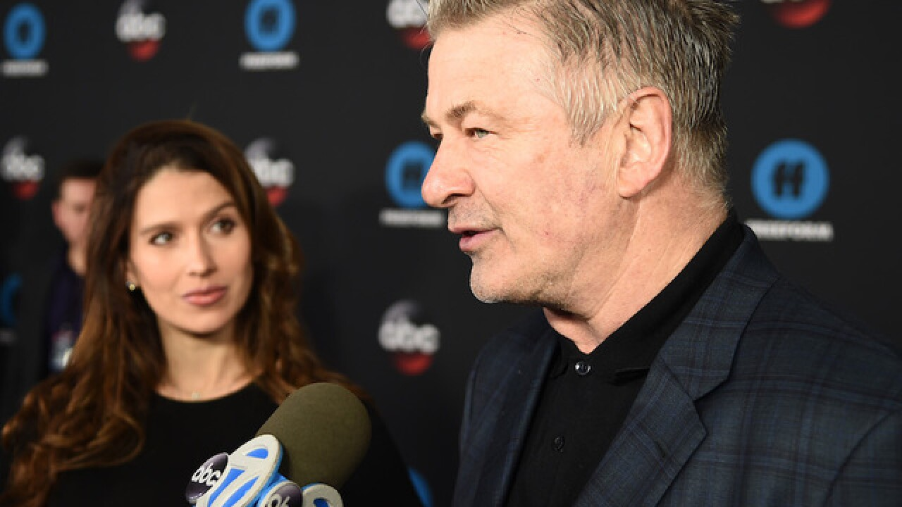 Alec and Hilaria Baldwin welcome baby No. 4