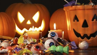 Donate your Halloween candy to the troops
