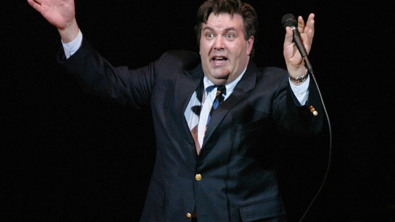 Standup comic Kevin Meaney dies at 60