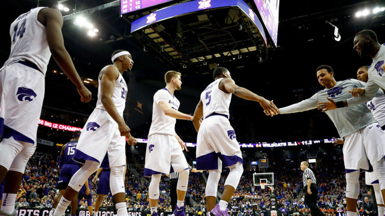K-State survives TCU 66-64 in OT in Big 12 quarterfinals