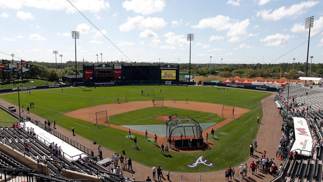 Deal could bring Atlanta Braves to Sarasota