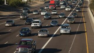 Phoenix Traffic Freeway Roads