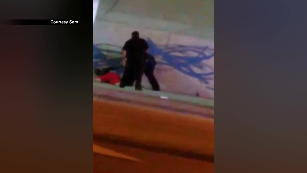 Video emerges from officer-involved shooting in Salt Lake City