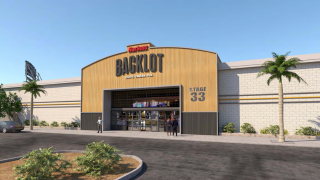 Harkins Backlot Chandler Renderings