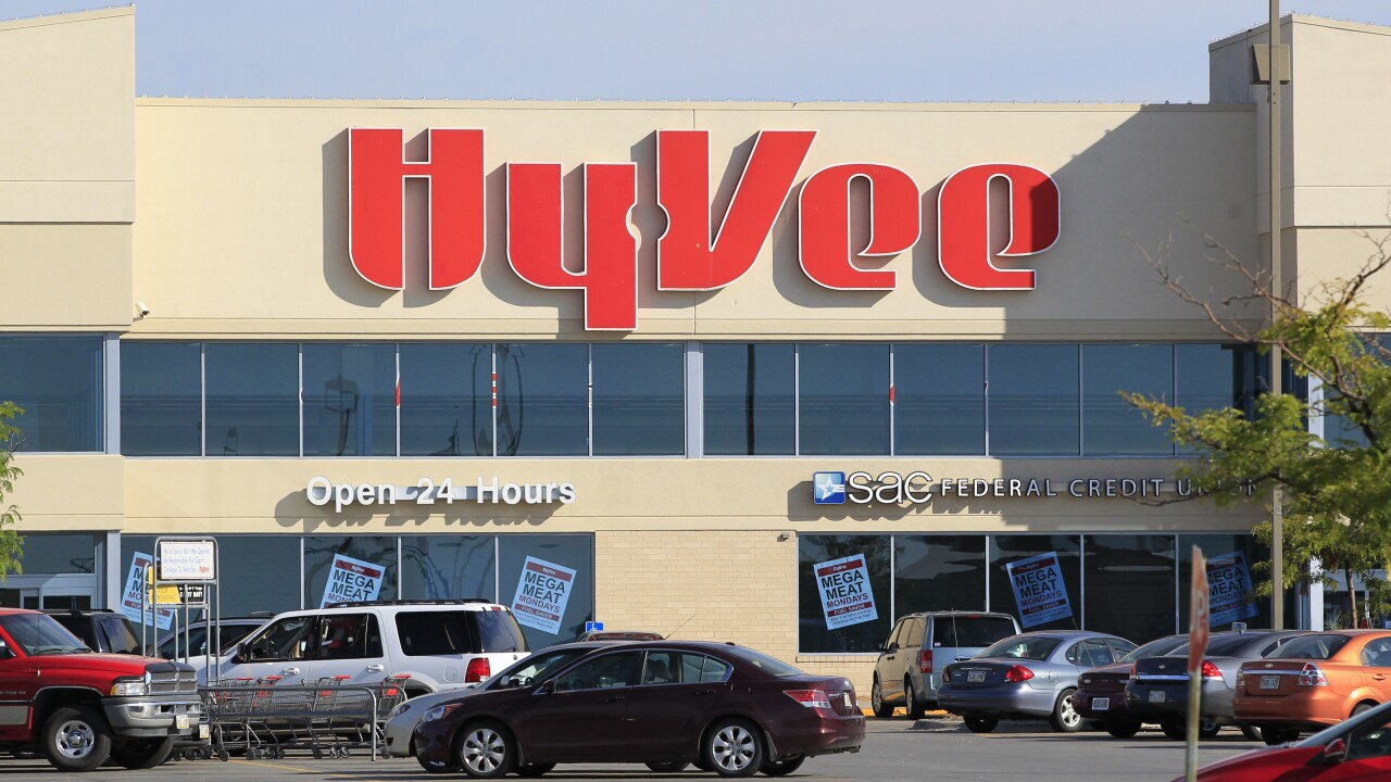 Eggs, milk, sneakers? Hy-Vee opens DSW shops inside grocery stores