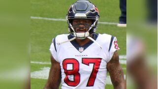 Texans wide receiver Demaryius Thomas pleads guilty to careless driving charges.