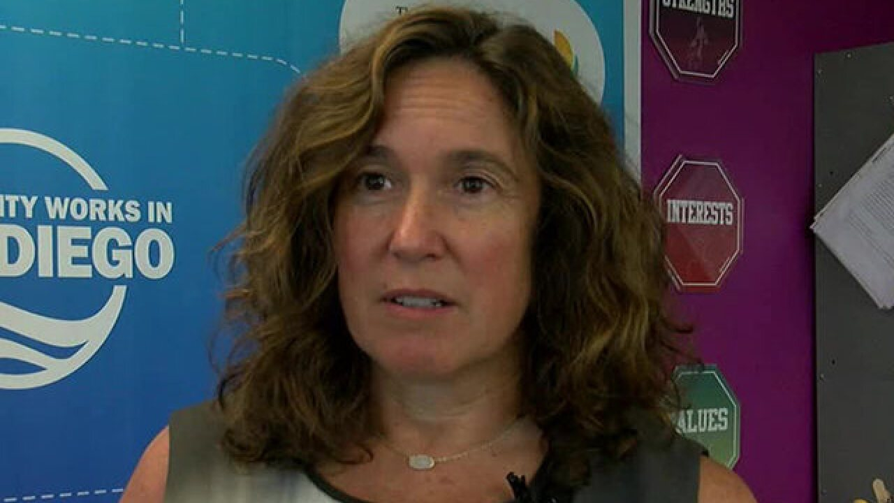 SDUSD's Marten wants transparency in fight probe