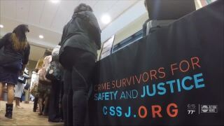 Florida crime victims crowd capitol fighting for protections and reduced recidivism