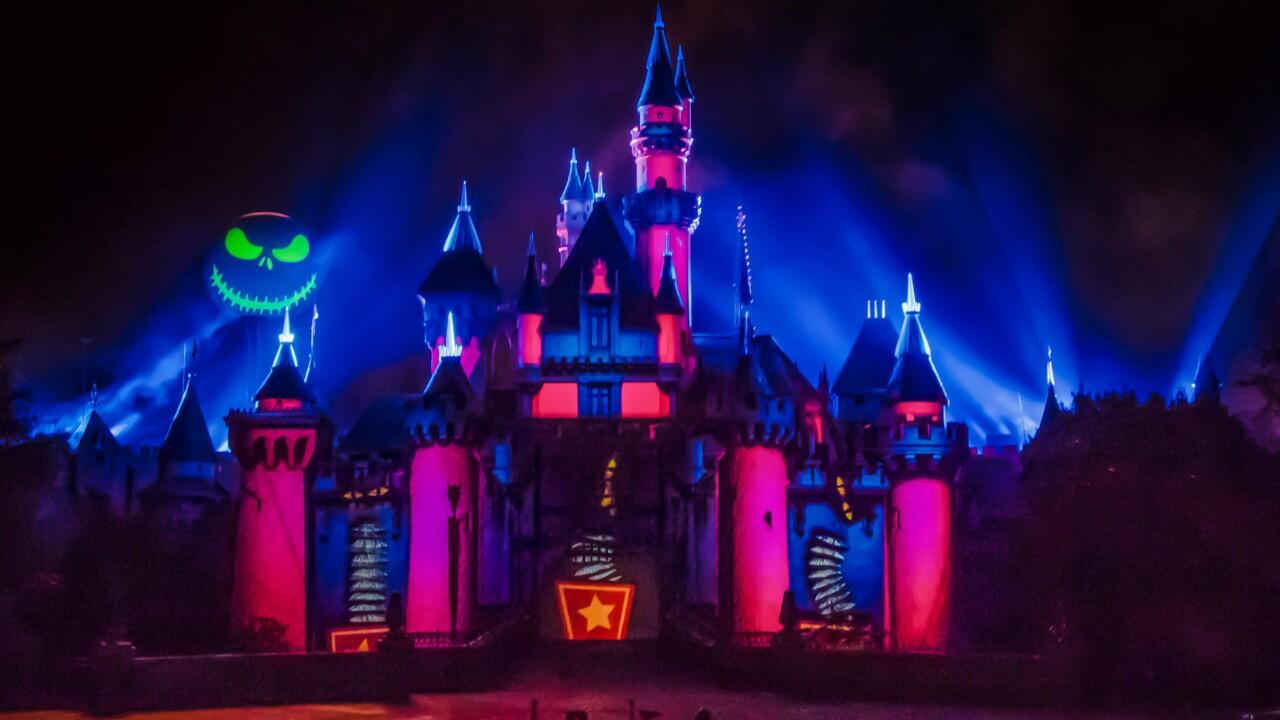 "Halloween Time at Disneyland Park – ""Halloween Screams"" Nighttime Spectacular"