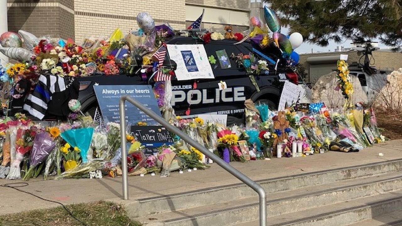 Ofc. Eric Talley's Patrol Car