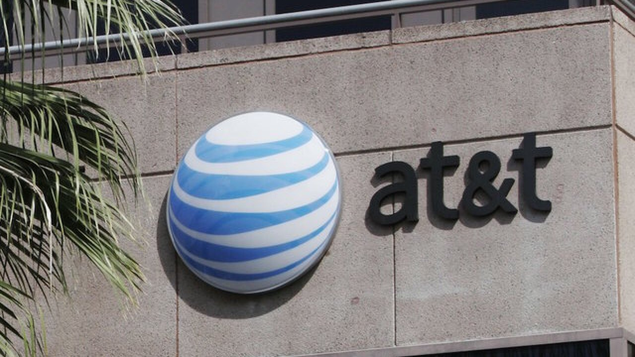 AT&T to cut data overage charges for wireless customers