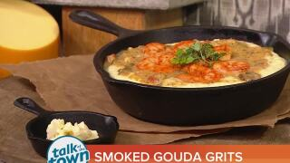 Chef's Market Smoked Gouda Grits Recipe